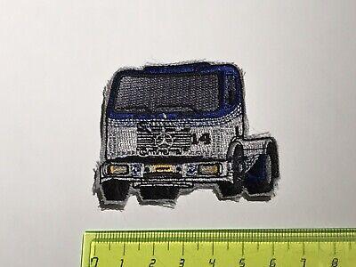 .aufnäher Patch - Mercedes Truck Mangelware