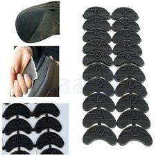 10pairs/20pcs Rubber Sole Heel Savers Toe Plates Taps Glue on Shoe Repair Pad MA