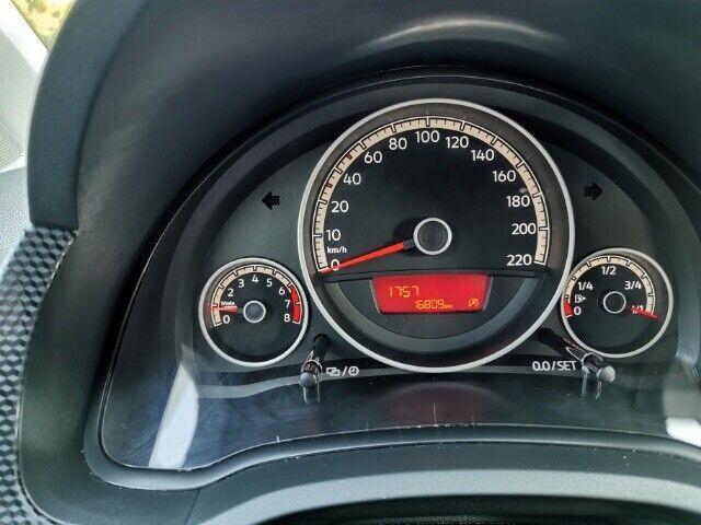 VW Up!, 1,0 MPi 60 Double Up! BMT, Benzin