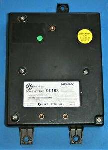 VW-Passat-B6-Nokia-Bluetooth-Interface-Control-Module-3C0035729E