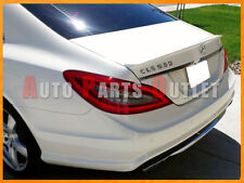 Select Color 2011-2016 W218 M-Benz CLS350 CLS550 Sedan AMG Type Trunk Spoiler