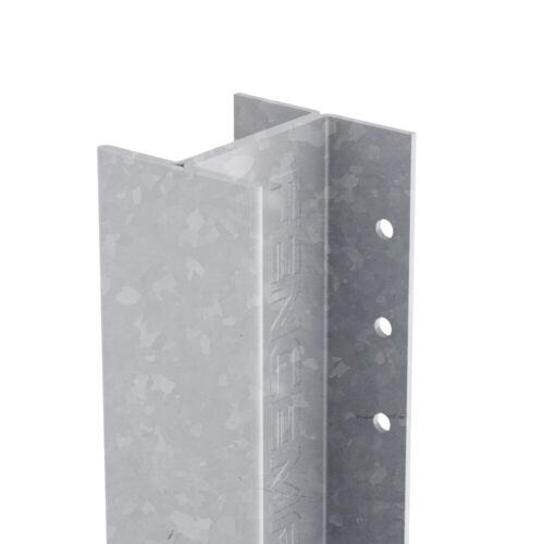 Fencemate Durapost Steel Fence Post Galvanised Fencepost 2.4m 3m