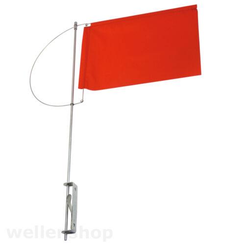 Verklicker Windrichtungsanzeige Windfahne 180 x 130 mm Fahne Windanzeige Flagge