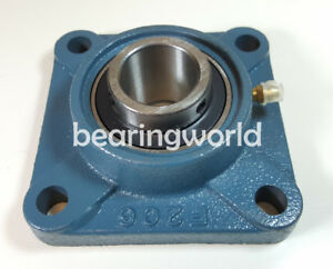"UCF211-32   NEW High Quality  2/"" Insert Bearing with 4-Bolt Flange"