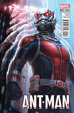 Ant-Man #1 Marvel Comics 2015 Movie Photo 1:15 Variant Cover Comic Book