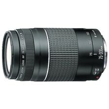 Canon 6473A003 EF 75-300mm f/4-5.6 III telephoto zoom lens Canon SLR camera