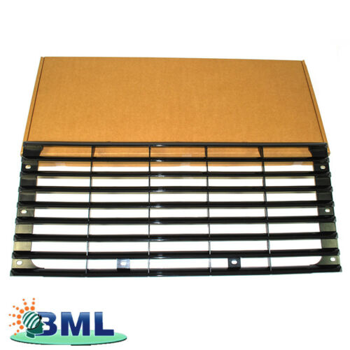 PART ALR8765PUC LAND ROVER DEFENDER 1983 TO 2006 RADIATOR GRILLE GLOSS FINISH
