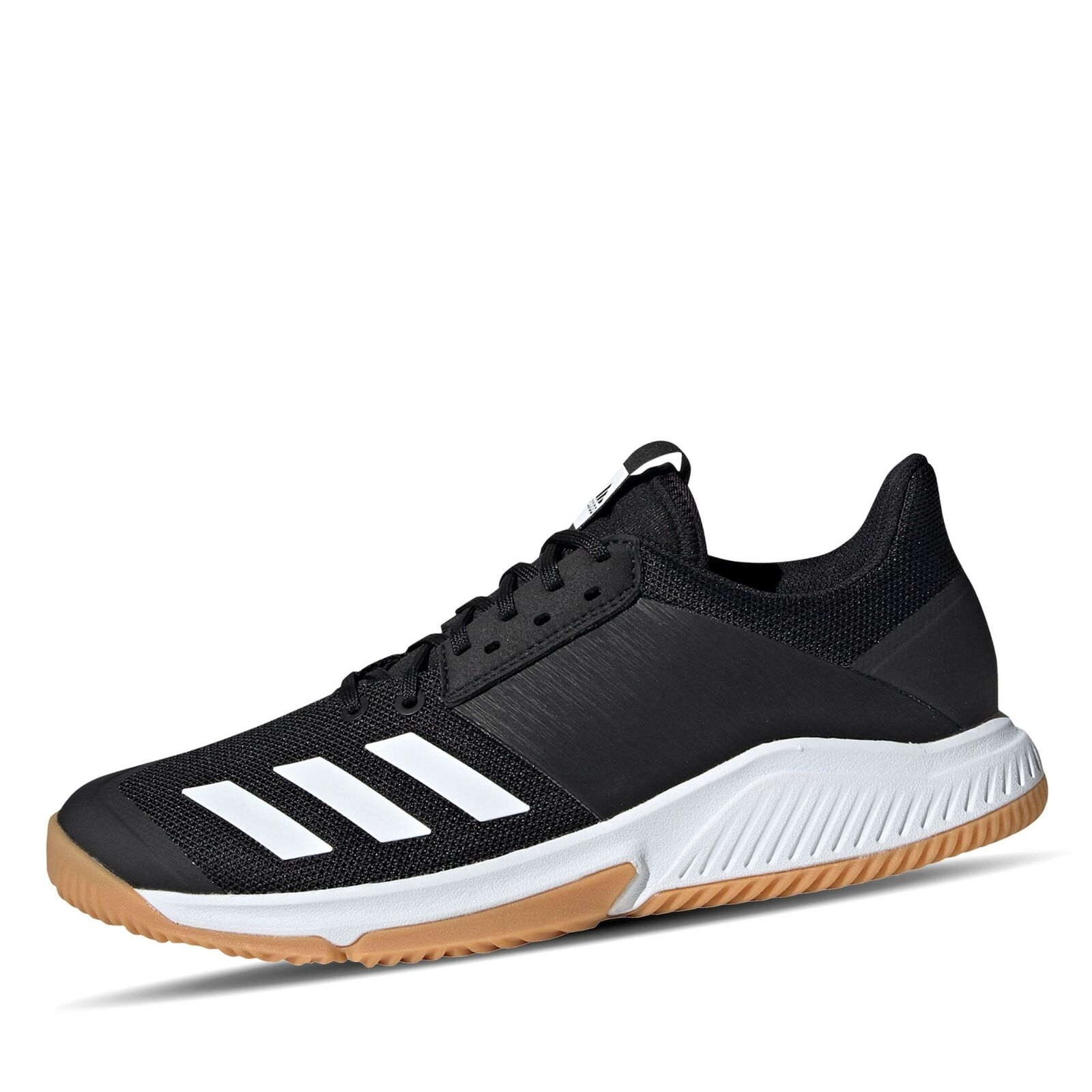 Adidas Crazyflight Team Damen Sportschuh Hallenschuh Fitness Schuh schwarz weiß