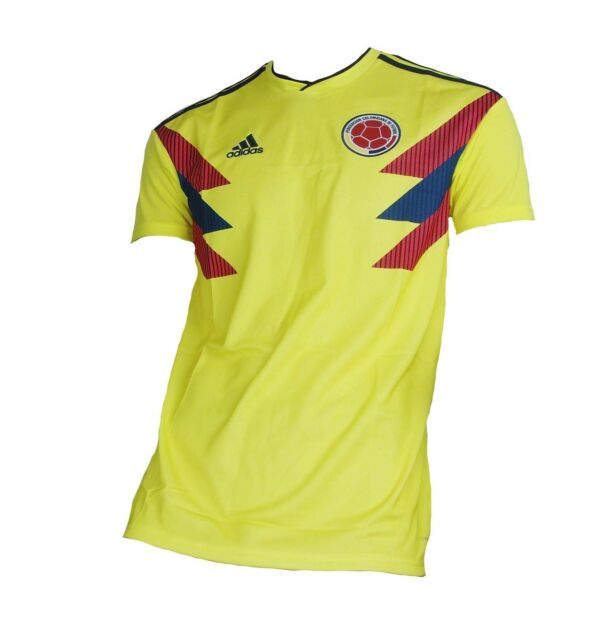 adidas Kolumbien Trikot Home WM 2018 gelb XL