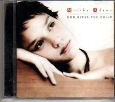 (DH172) Mishka Adams, God Bless The Child - 2005 DJ CD