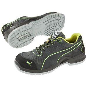 Details zu Puma Sicherheitsschuhe Schuhe Arbeitsschuhe Damen green Low S1P  ESD Gr. 42