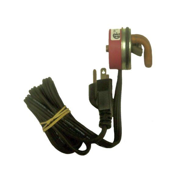 Kat/'s 30502 Freeze Plug Diesel Engine Block Heater 1250W 120V