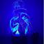 thumbnail 4 - Anime 3d Lamp Naruto Sasuke Kakashi Hinata Obito Itachi Acrylic LED Light Remote
