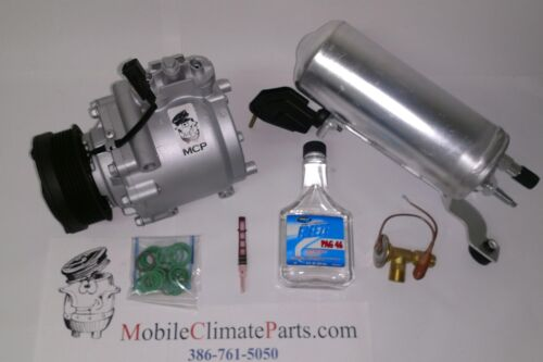 USA 02-05 Ford Explorer//Mountaineer 4.6 W//Rear Air,AC Compressor Kit