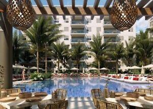 Departamento en venta Cumbres Cancún