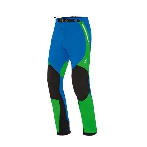 Direct Alpine Cascade Plus Pant  Softshellhose für Herren Herren Herren  blau grün a10766