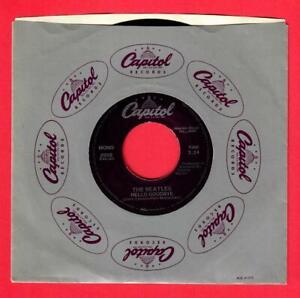 The-Beatles-US-45-Capitol-2056-Hello-Goodbye-I-Am-The-Walrus