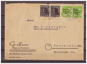 SBZ-Minr-943-185-Mif-Torgau-apres-Bernstadt-29-07-1948