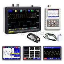 Fnirsi Digital Lcd Storage Oscilloscope Bandwidth 100mhz1gsas 5mhz20msas
