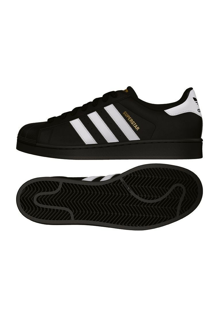 Adidas Sneaker SUPERSTAR FOUNDATION B27140 black white