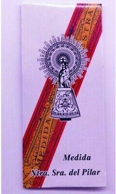 10 Cintas de la Virgen del PILAR ELIGE tus 10 Colores Envío CERTIFICADO GRATUITO