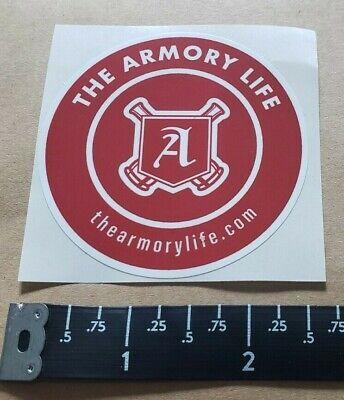 OEM Original Springfield Armory Saint PDW Vinyl Decal Sticker
