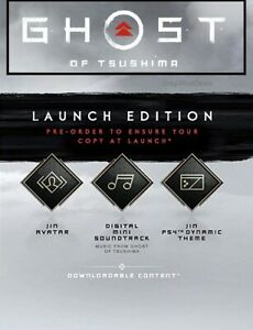 PS4-Ghost-of-Tsushima-Pre-Order-Bonus-DLC-Avatar-Digital-Soundtrack-Theme