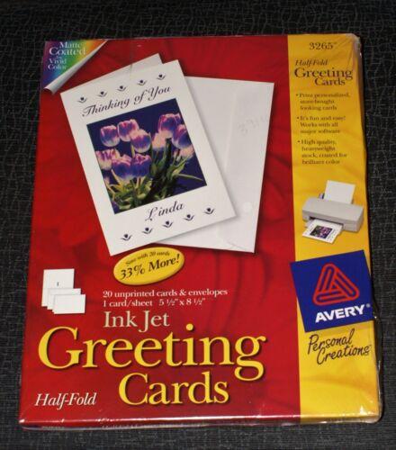 Avery half fold cards yolarnetonic avery half fold cards m4hsunfo