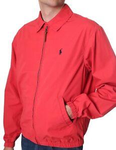 Rosso Taglia Jacket Polo Primavera £ Xxl Lauren 155 Bnwt Bayport Retail Ralph YqwUaX