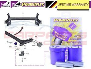 Ford-fiesta-MK7-08-Powerflex-Trasero-HAZ-al-chasis-arbustos-PFR19-1511-Paquete-de-2