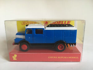 Busch-95601-Espewe-Ifa-S4000-Tlf-Mine-Rescue-Team-Model-1-87-H0