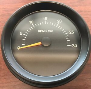 Details about Kenworth Tachometer (49681 ) K152-505-3 OR Q43-1020-1