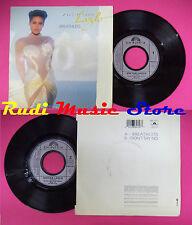 LP 45 7'' VIKTOR LAZLO Breathless Don't say no 1987 france POLYDOR no cd mc dvd
