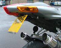 Aprilia Tuono 1000R 06-11 SP Engineering Stainless Steel Tail Tidy