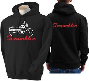 capucha Moto Triumph Bike con Sudadera para Sweater capucha Sudadera Scrambler con Sudadera vIq788