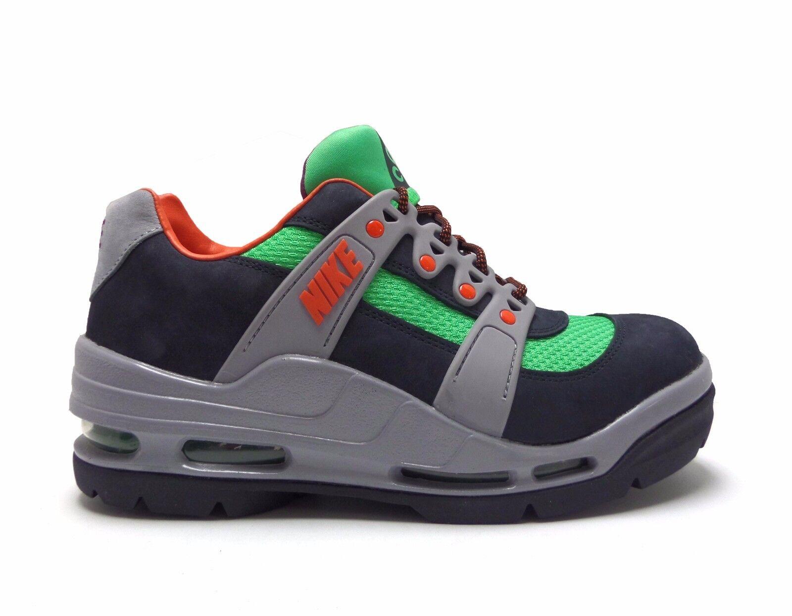 Nike air max uomini superdome basso acg scarpe buio ossidiana 317501-461 a8