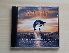 FREE WILLY - ORIGINAL MOTION PICTURE SOUNDTRACK - CD COME NUOVO (MINT)