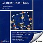 Albert Roussel: Les M'lodies (CD, Jan-2008, Timpani)