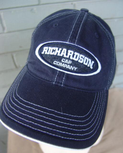 Richardson Hat Cap Company Model  325 Navy Blue Baseball Cap  a96877e5dfd