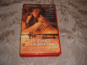 V-H-S-VIDEO-TAPE-BIG-BOX-THE-PRINCE-OF-TIDES-FREE-POSTAGE