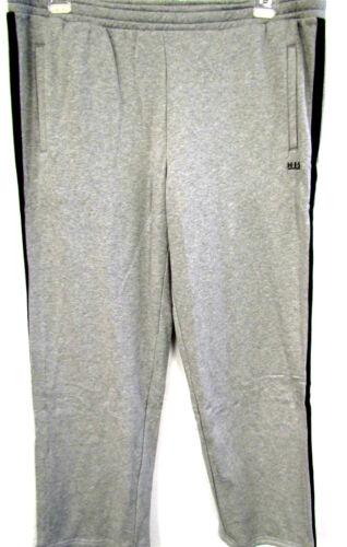 Nouveau Hommes Sweat Loisirs Pantalon gris doublé poches kurzgröße 28/29 56/58 XL