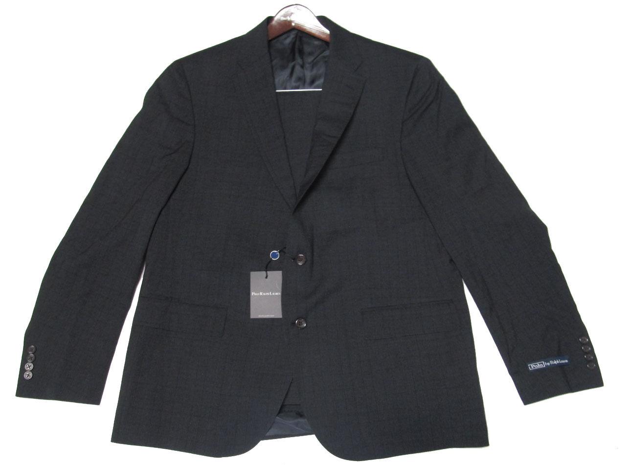 1,595 Ralph Lauren  Herren  Polo 1 Slim Custom Fit Striped Wool 2 Button Suit