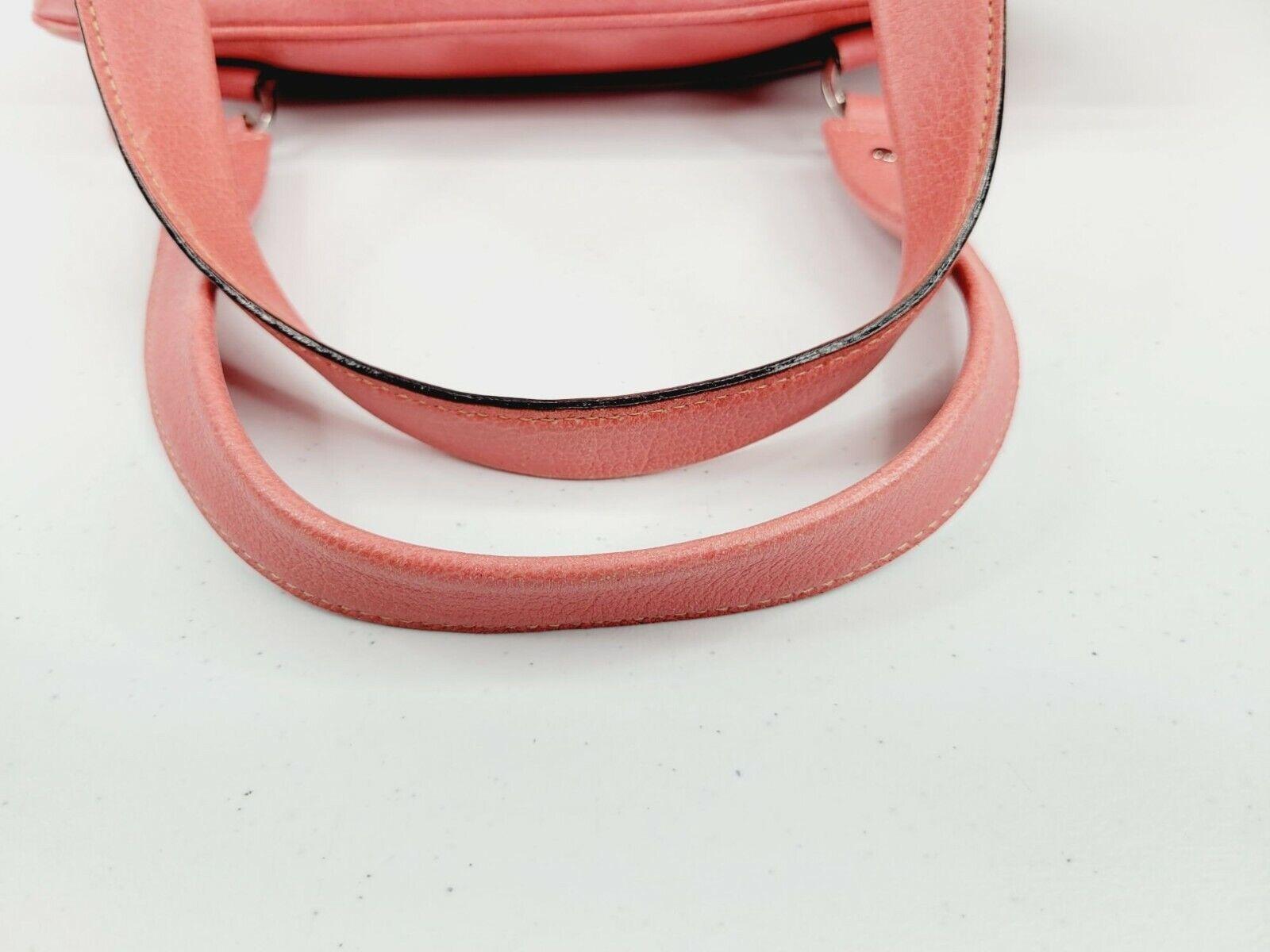 Kate Spade New York Bubblegum Pink Leather Satche… - image 7