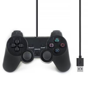 19e604906d9f Details about Msonic PS3 PC USB 2.0 Wired Game Controller Gamepad Joypad  for Laptop Computer