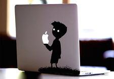 Limbo, Limbo Boy Decal Sticker Skin for MacBook Pro and Air, Black Gloss,Xbox