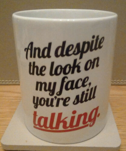 Funny Novelty Mugs Coffee Tea Mug Birthday Office Cup Gifts Joke Rude Slogan