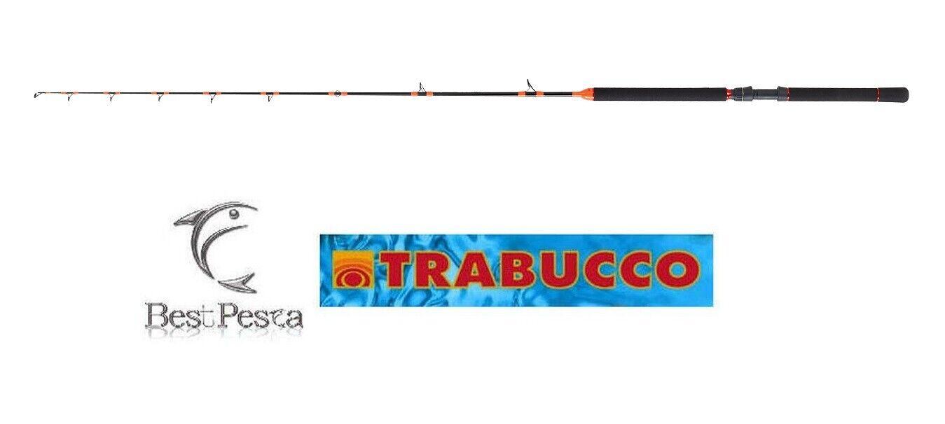 Canna da Traina  TRABUCCO BOREAS LIVE TROLLING ACID  2.15mt  20 LBS