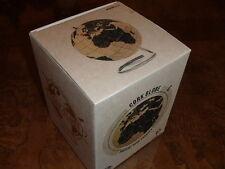 SUCK UK Mini Cork Globe Geography Geographic Globe