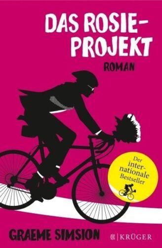 1 von 1 - Das Rosie-Projekt von Graeme Simsion (2013, Gebundene Ausgabe)