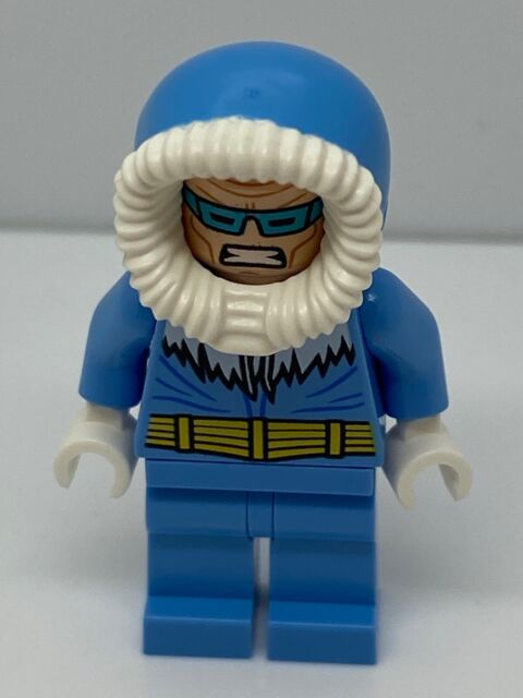 LEGO DC Super Heroes Captain Cold minifigure